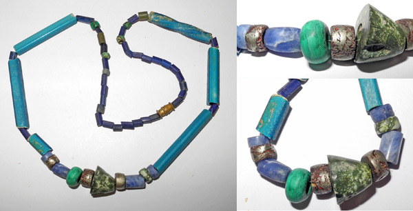 Re Early Spanish Colonial Trade Beads From South America